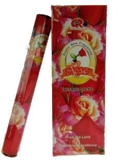 Räucherstäbchen Rose